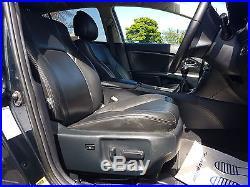 2011 Toyota Avensis Tourer Estate 2.2 D-4D T4 150bhp FULLY LOADED diesel 2.0 d4d