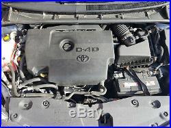 2012 12 Toyota Avensis 2.0 D-4d T27 Tr Estate Top Spec Tourer Outstanding