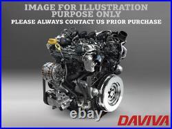 2012 Toyota Avensis 2.0 D-4D Diesel 91kW (124HP) Bare Engine 1AD-FTV BARE