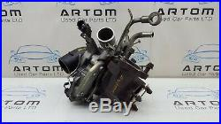 2012 Toyota Avensis T27 2.0 Diesel D-4d 1ad-ftv Turbo Charger Vb38 17201-0r080