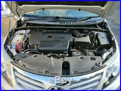 2012 Toyota Avensis Tourer 2.0 D4D TR Manual