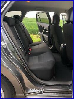 2013 13 Toyota Avensis Icon 2.0 D-4d Diesel Estate 6 Speed Manual Grey £30 Tax