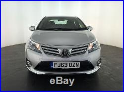 2013 63 Toyota Avensis Icon D-4d Diesel 1 Owner Toyota Service History Finance