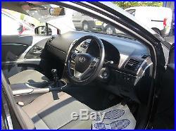 2013 Toyota Avensis 2.0d-4d T2 Black Diesel