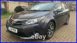 2014 Toyota Avensis Icon Business Edition 2.0 D-4d