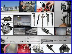 4 Injektor Einspritzdüse Denso Toyota Corolla RAV 4 2.2 D-4D 23670-0R050 1AD-FTV