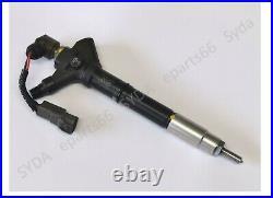 4x Orginal Denso Injektor Einspritzdüse Toyota Lexus IS DCRI200110 23670-0R040