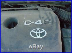 (57)toyota Avensis 2.2 D4d Tr Estate Car