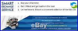 ALTERNATOR Toyota RAV4 Avensis Corolla Verso 2.0 2.2 Diesel D-4D D-CAT 130 AMP