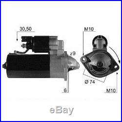 ANLASSER STARTER TOYOTA AVENSIS T22 T25 COROLLA E12 VERSO 2.0 TD D4D D-4D 2.0 kW