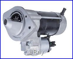 Anlasser 1.8-2.0KW TOYOTA Avensis 2.0 D-4D u. TD Combivan 2.0 D-4D Corolla Verso