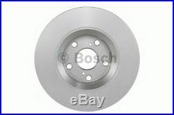BOSCH FRONT BRAKE DISCS & PADS SET for TOYOTA AVENSIS Estate 2.0 D-4D 2009-on