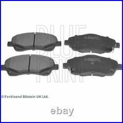 Blueprint Bremsscheiben+bremsbeläge Set Vorne+hinten Toyota Avensis 2.2 D-cat