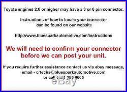 Bluespark Pro + Boost Toyota D-4D HDi Diesel Performance Economy Tuning Chip Box