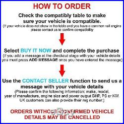 CR Tech 2 Toyota Aygo IQ Urban Cruiser 1.4 HDi D-4D Diesel Chip Tuning Box