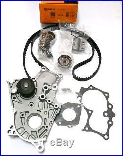 CT1043K2 CONTITECH Zahnriemen Kit + Wasserpumpe Toyota Avensis RAV 4 2.0 D-4D