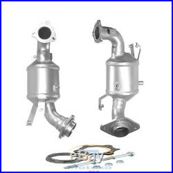 Catalytic Converter TOYOTA AVENSIS 2.0D4-D (1AD-FTV non-DPF models) 3/06-11/08