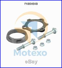Catalytic Converter TOYOTA AVENSIS 2.2D-4D (2AD-FTV non-DPF model) 10/05-11/08