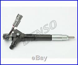 DENSO Einspritzdüse für Toyota Avensis Stufenheck RAV 4 III Verso RAV 4 IV