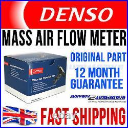 Dma-0219 (22204-27010) Denso Genuine Oem Mass Air Flow Sensor Fast Shipping