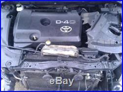 ENGINE Toyota Avensis 2003 2007 T3-X D-4D 2.0D 114Bhp Manual 1AD-FTV 5220573