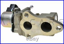 ENGITECH 500127 AGR-Ventil Toyota Avensis T25 Corolla E12 2.0 D-4D 6-Pin