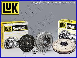 For Toyota Avensis 2.2 D4d Diesel Clutch Kit & Dual Mass Flywheel 05-08 Adt251
