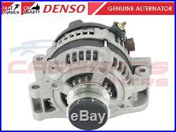 For Toyota Avensis Auris Corolla Verso 2.0 2.2 D4d Genuine Denso Alternator