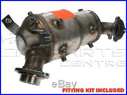 For Toyota Avensis Auris Verso 2.2 D4d Dpf Particulate Filter With Fittings