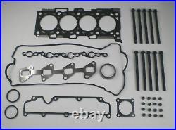 For Toyota Avensis T25 Auris Rav4 2.0 2.2 D4d 1ad 2ad Td Head Gasket Set & Bolts