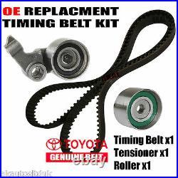 For Toyota Previa 2.0 TD / D4D 00-06 Timing Belt / Tensioner / Idler Pulley Kit