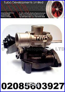 Garrett Turbocharger Toyota Previa/Avensis D-4D 2.0LD no 721164 /17201-27030