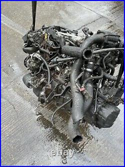 Genuine 2004 Toyota Avensis 2.0 D-4d Complete Engine + Gearbox Code 1cd-ftv