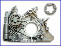 Genuine For Toyota Corolla Avensis 2.0 Td 1cd-ftv D4d 1997-2002 Engine Oil Pump
