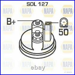 Genuine NAPA Starter Motor for Toyota Avensis D-4D 1AD-FTV 2.0 (11/2011-11/2018)
