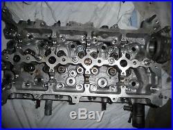 Genuine Toyota Avensis, Rav4 D4d 2.2 2ad-ft Diesel Complete Cylinder Head