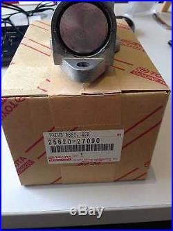 GenuineToyota Avensis/Corolla/Verso 2.0 D4-D 01-07 1CDFTV EGR VALVE 25620-27090