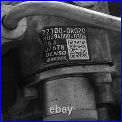 Hochdruckpumpe Toyota 22100-0R020 HU294000-0306 24 Monate Garantie