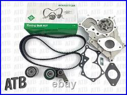 Ina Timing Belt Kit+Water Pump for Toyota 1,9 D 2.0D-4D 2,0 Diesel New
