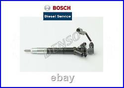 Injektor DENSO DCRI200110 Toyota Avensis Corolla Verso RAV 4 Auris 2,2 D 177 PS