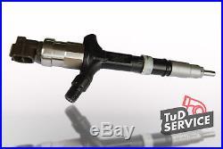 Injektor Einspritzdüse Toyota RAV 4 AVENSIS 2,0 D-4D 110PS 116PS 23670-27030