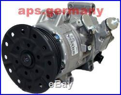 Klimakompressor TOYOTA AVENSIS (T25) 2003 2008 2.0 D-4D (85kW)