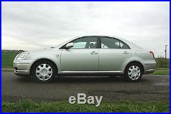 Lovely 2003 Toyota Avensis T2 D-4d Diesel, Just 58,000 Miles Warranted