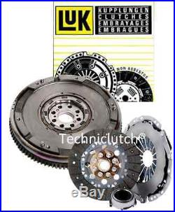 Luk Clutch Kit And Luk Dual Mass Flywheel For Toyota Avensis Verso D4d 2003