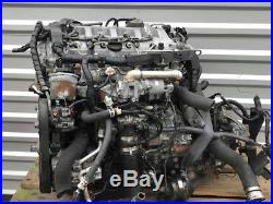 Motor 2AD-FTV 2.2 D4D 150PS TOYOTA AVENSIS COROLLA RAV4 65TKM KOMPLETT