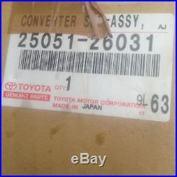 NEU Rußpartikelfilter ORIGINAL TOYOTA Auris Avensis Corolla Verso 2,0 2.2 D RAV4