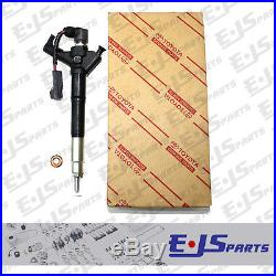 NEW Common Rail Diesel Injector 295900-0110 for TOYOTA 2.2 D4D D-CAT 23670-29105