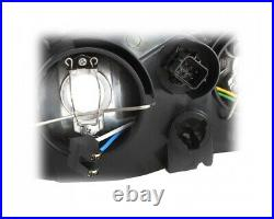 Neu Set Tyc Scheinwerfer H7/h7 O. Motor Toyota Avensis + Kombi + Liftback 00-03