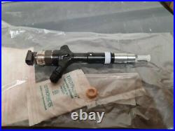 New Toyota Denso Avensis D4D Injector