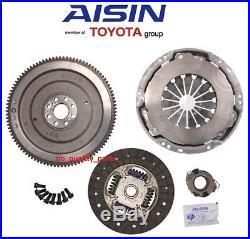 Oe Clutch Kit Solid Flywheel Toyota Avensis 2.0 Diesel D-4d Corolla E12 Verso